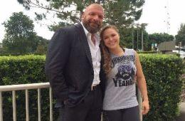 Triple H habla sobre la posible llegada de Ronda Rousey a WWE