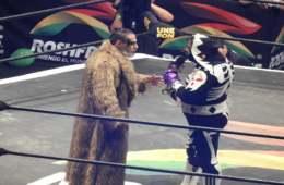Doctor Wagner JR. y L.A. Park se enfrentarán en un máscara contra cabellera en Triplemania XXVII