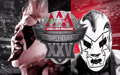 Triplemania XXV Ciudad de México