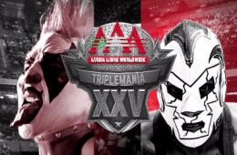 Previa de Triplemania XXV