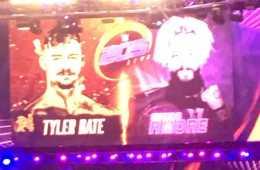 Tyler Bate debut WWE