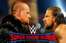 Vídeo promocional del Undertaker vs Triple H en Australia el 6 de Octubre