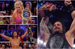 Vídeos WWE Summeslam 2018