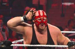 Vader y su operación de corazón Vince McMahon dio orden de evitar mencionar a Vader en RAW y SmackDown