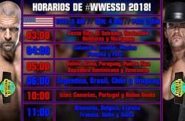 Ver WWE Super Show Down en vivo