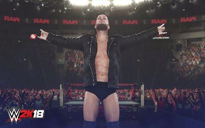 WWE 2K18 para PC