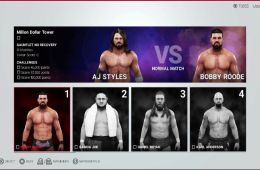 WWE 2K19 torres