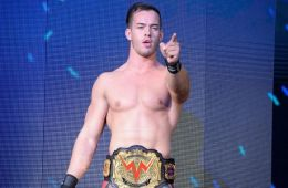 WWE Evolve 104