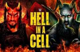 WWE Hell in a Cell 2018 (Cobertura y resultados en directo)