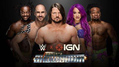 WWE noticias IGN