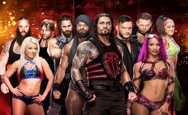 WWE noticias India