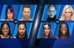 WWE Mixed Match Challenge 4 de Diciembre (Cobertura y resultados en directo)