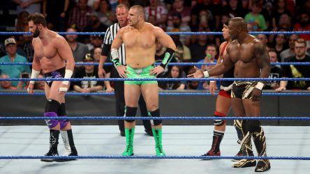 WWE Hype Bros