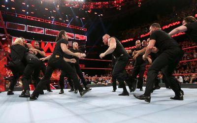 Resultados WWE Monday Night RAW del 14 de agosto