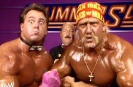 WWE Noticias Hulk Hogan y Brutus Beefcake intercambian palabras en la red social de twitter