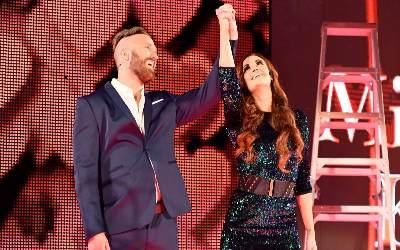 WWE Noticias Mike Kanellis WWE sobrio