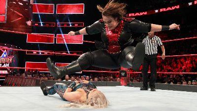 WWE Noticias Nia Jax