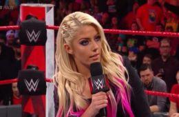 WWE Podría considerar a Alexa Bliss como nueva General manager de WWE RAW