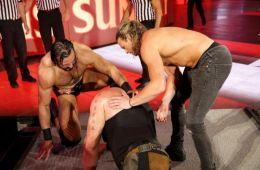 WWE RAW 10 septiembre
