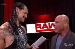 WWE RAW en vivo 4 de Junio Cobertura y Resultados