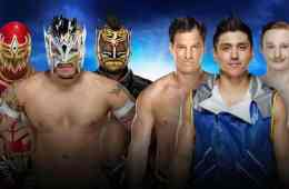 WWE Royal Rumble 2018 Kick Off