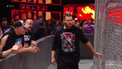 WWE Sami Zayn Hell In A Cell