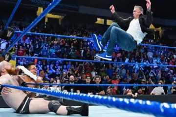 WWE SmackDown Live 15 de enero (Cobertura y resultados en directo)