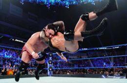 WWE Smackdown Live 22 enero
