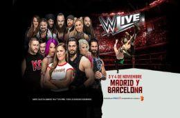 WWE Supershow en España