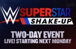 WWE Super Stars Shake Up