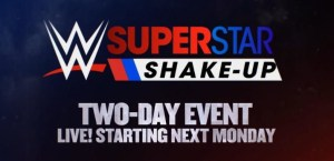 WWE Super Stars Shake Up