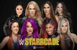 WWE anuncia los combates y segmentos de Starrcade que se emitirán en la WWE Network