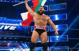 WWE edita cánticos de Rusev Day en SmackDown Live