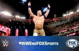 WWE en Fox 2018