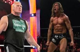 WWE podría estar presentando a Matt Riddle como un nuevo Brock Lesnar