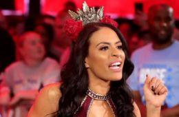WWE noticias Zelina Vega