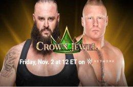 WWE Crown Jewel cuelga el Sold Out