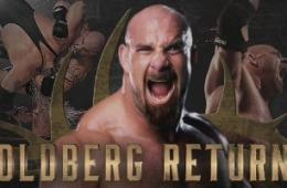 goldberg regresa a wwe