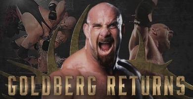 WWE Hall of Fame: Vídeo de Bill Goldberg