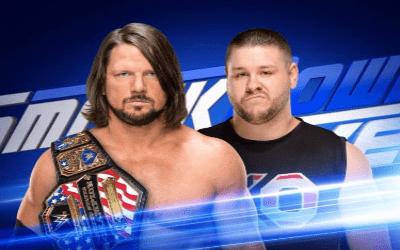 Styles Owens para SummerSlam