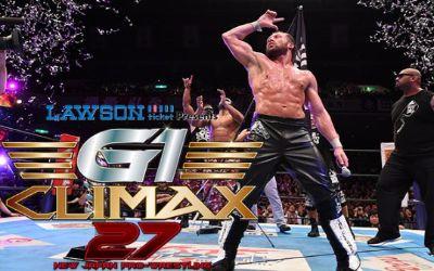 Resultados de NJPW G1 Climax 27