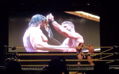 Resultados del show de NXT en Los Angeles