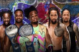 WWE Noticias New Day vs The Usos en el KickOff de SummerSlam