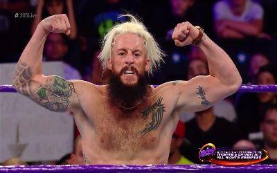 WWE Noticias Enzo Amore en 205 Live