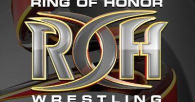 Resultados grabaciones para televisión de Ring of Honor