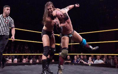 Resultados de NXT del 27 de septiembre