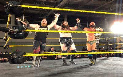 SAnitY en NXT Orlando