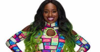 Naomi WWE