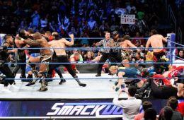 WWE Smackdown del 21 de noviembre