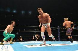 Never Titles Wrestle Kingodm 12